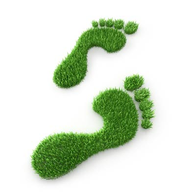 R.E.T. leaves a green footprint