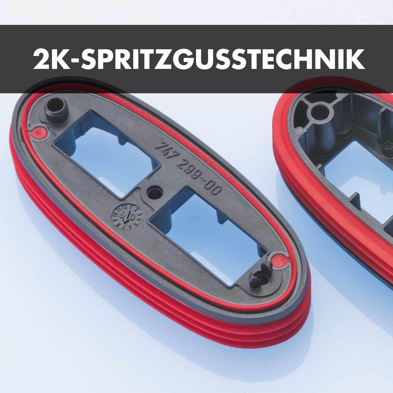 2K-Spritzgusstechnik