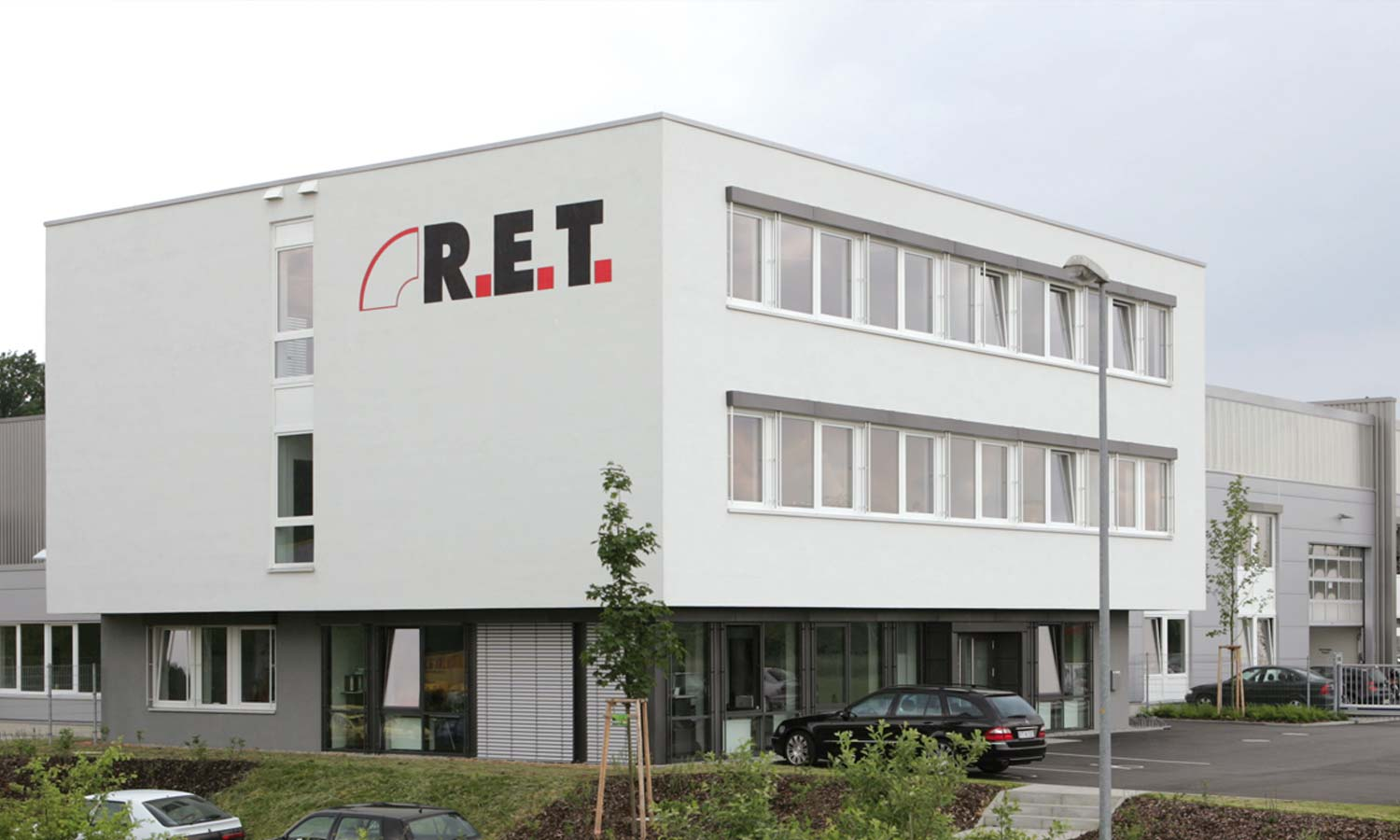 R.E.T. Headquarters in Reutlingen